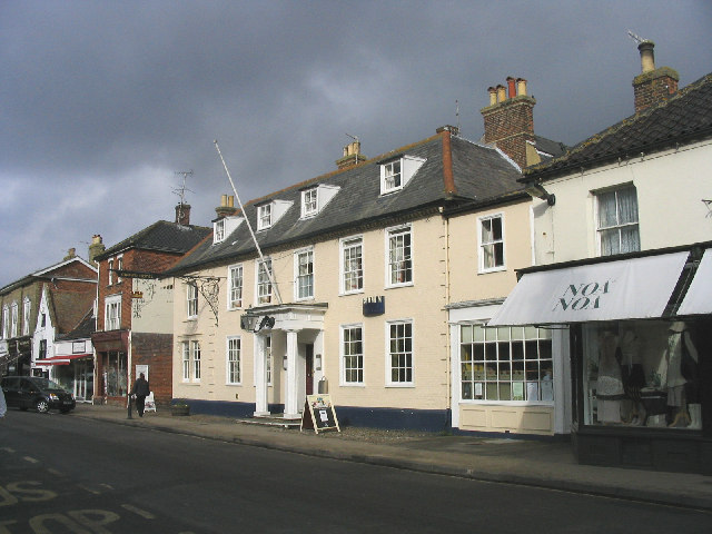 The Crown Hotel, Southwold