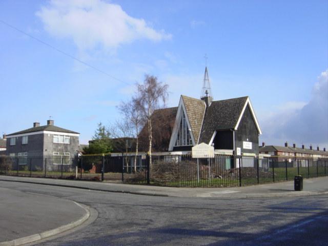St Marks,   Kirkby