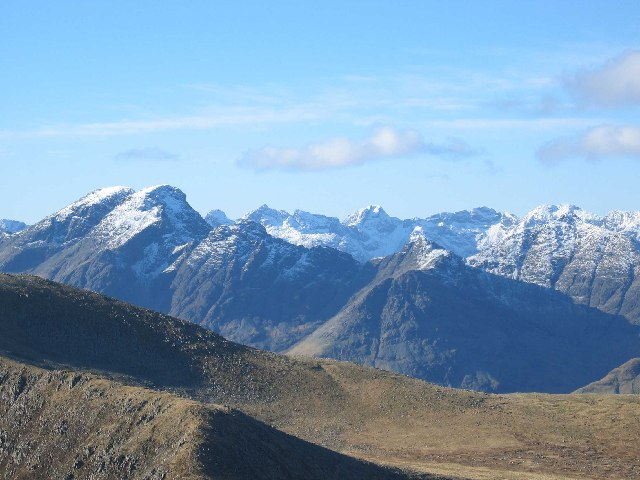 Corrie Reidh Ridge