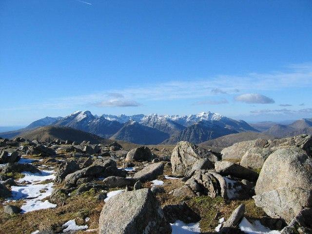 Beinn na Caillich Summit