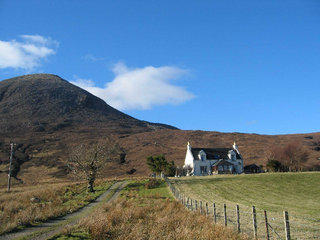 House at Coire Chatachan