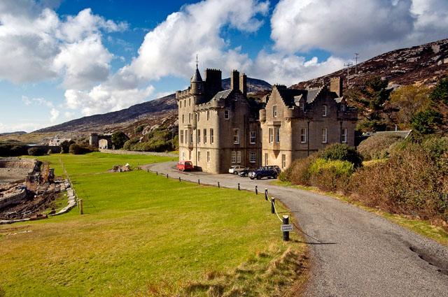 Abhainsuidhe Castle