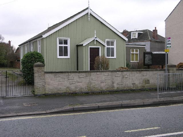Hillstown Methodist Church