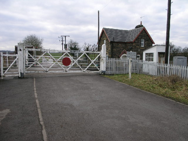 Norwood Level Crossing