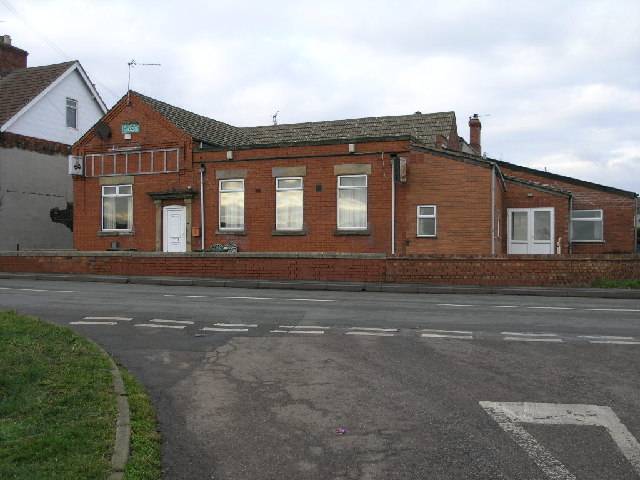 Hodthorpe Club