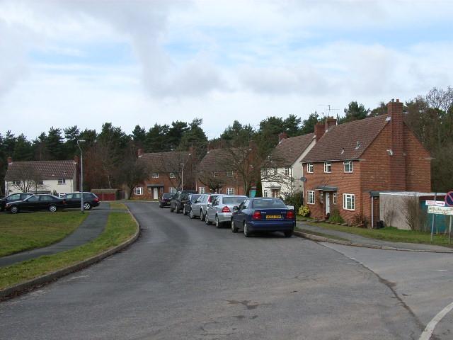 Matthews Road, Camberley