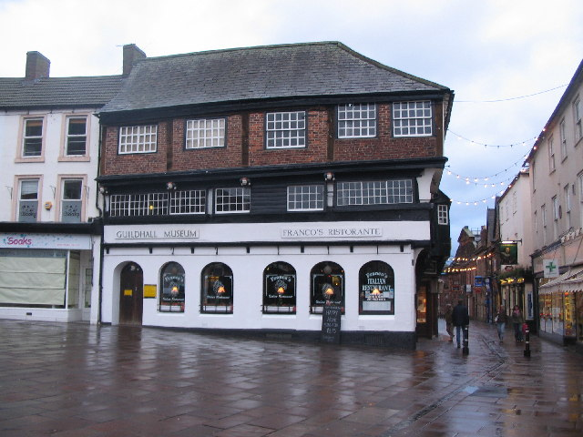 The Guildhall, Carlisle