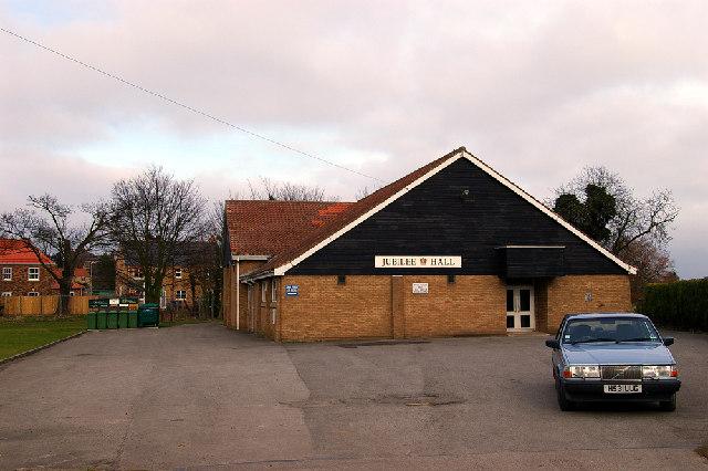 Jubilee Hall, Waddingham