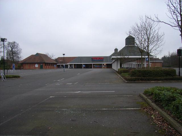 Tesco's Supermarket, Martin's Heron, Bracknell