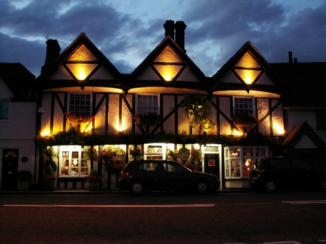 The Sun Inn, Feering Hill, Essex