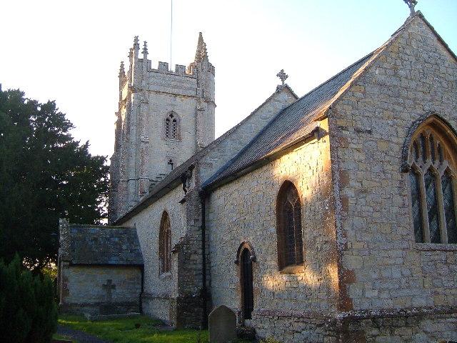 West Hatch church