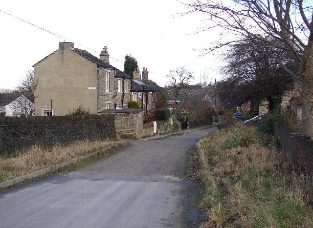 Lower Fold, Rastrick, Yorkshire