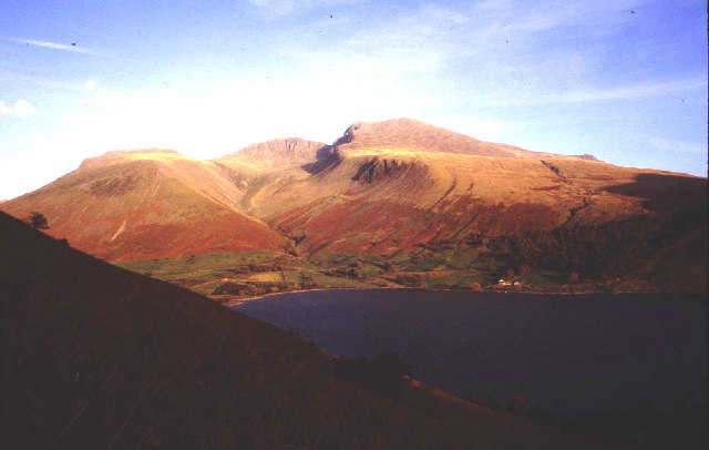 Brackenclose, Head of Wastwater and Scafell.