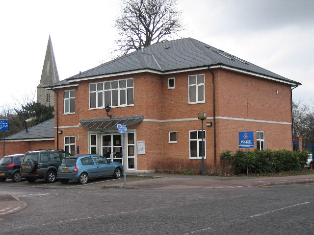 Quedgeley Police Station