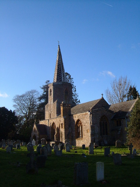 Pitminster church