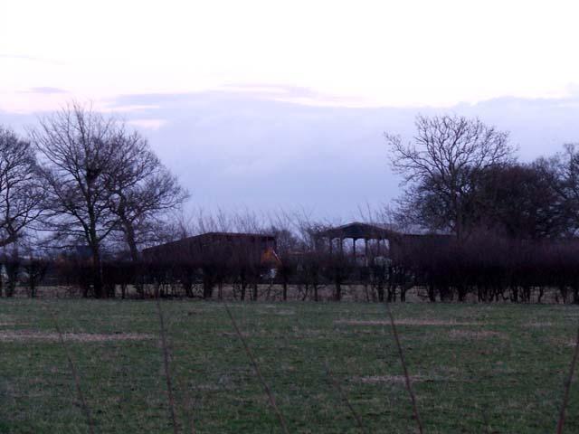 Farmland south east of Yew tree farm