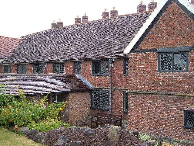 Gray's Almshouses, Taunton