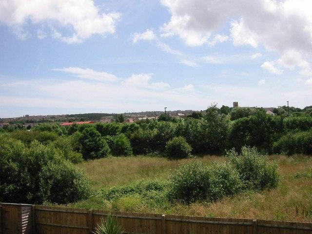 Southern side of Llansamlet