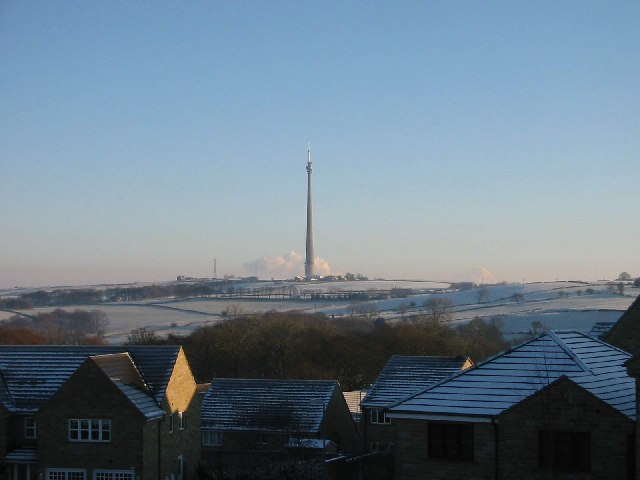 Emley Moor TV Mast