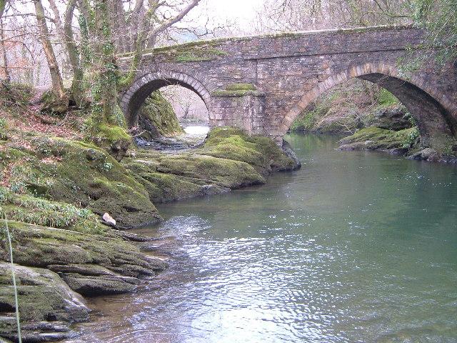Denham Bridge, River Tavy
