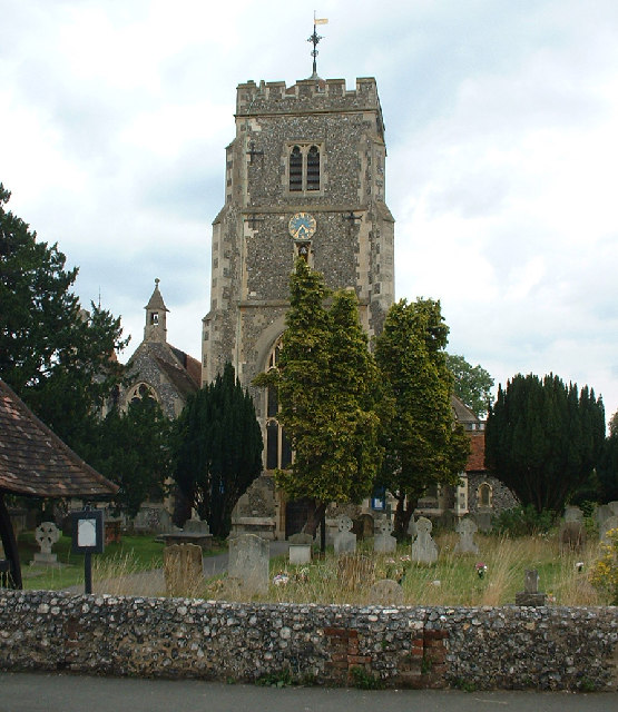 St Marys church, Beddington