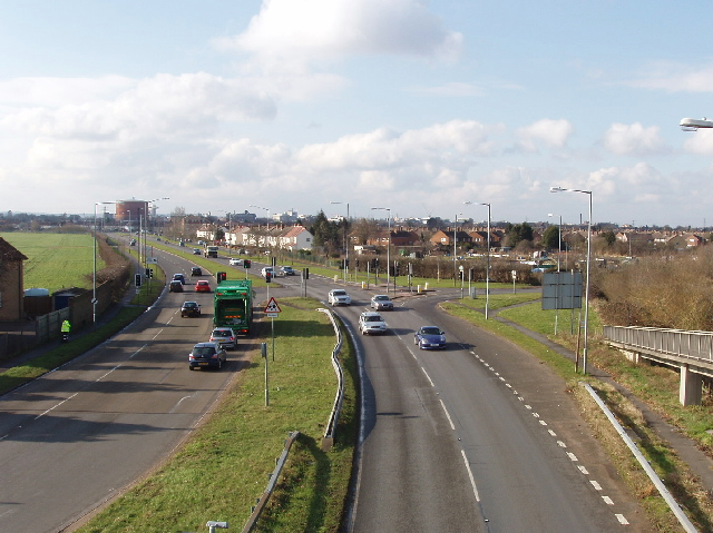 Outskirts of Slough
