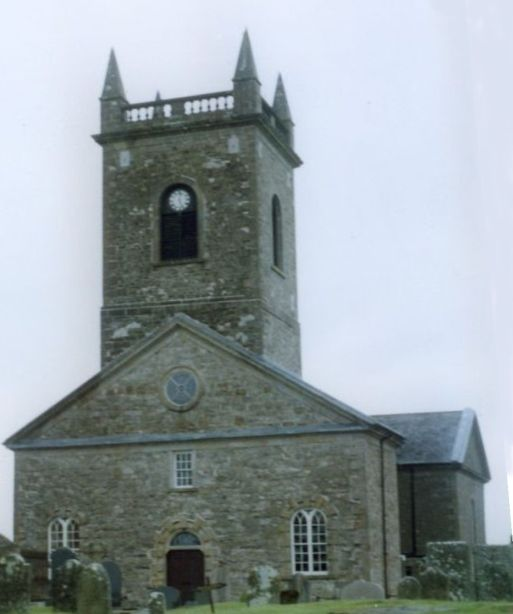 Clogher Cathedral, Co Tyrone