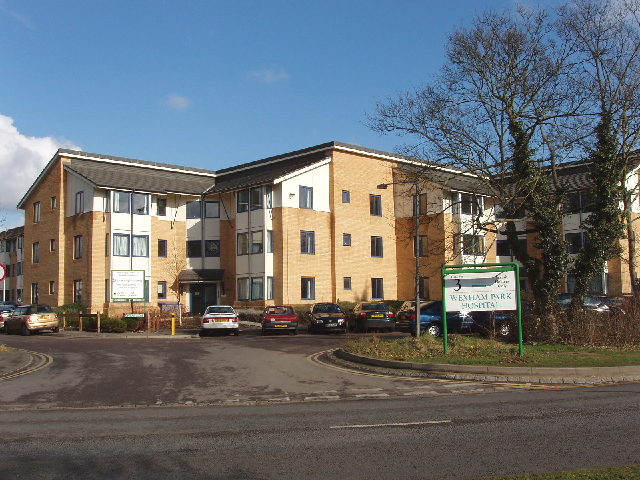 Wexham Park Hospital, Stoke Green, Slough