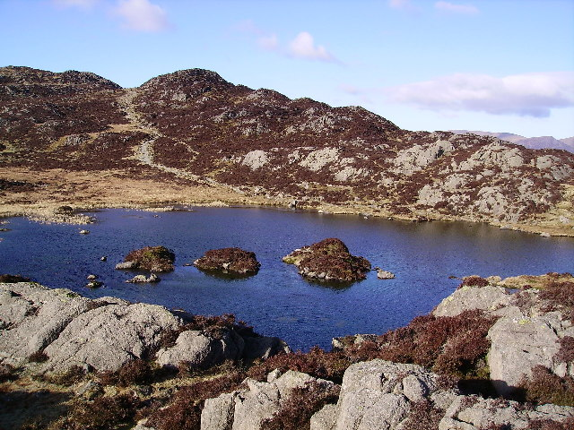 Innominate Tarn and Haystacks