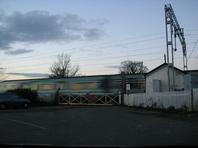 Thorrington level crossing