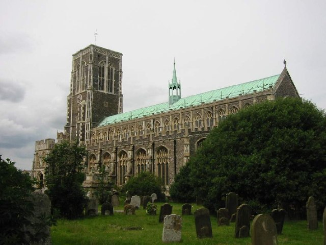 St Edmunds Church, Southwold
