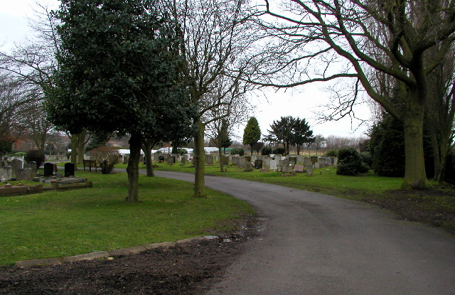 Eppleworth Road Cemetery, Cottingham