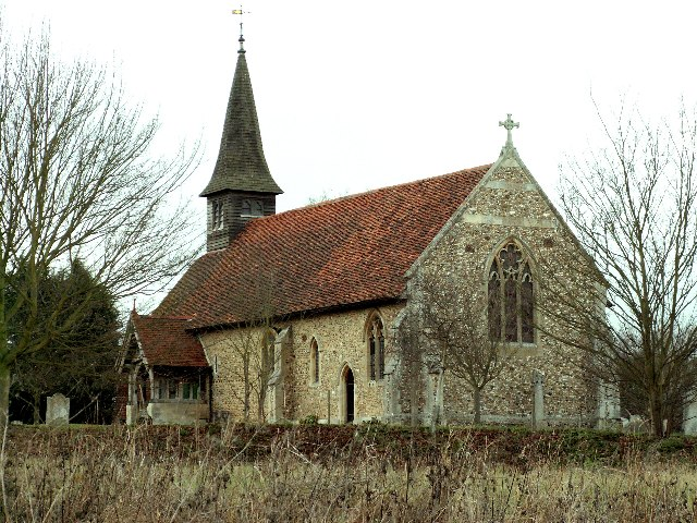 St.John the Evangelist church, Little Leighs, Essex