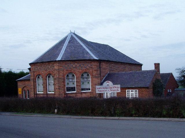 Sutton in the Elms Baptist Church
