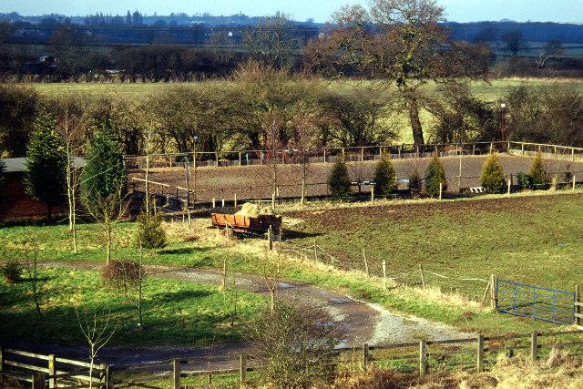 Brickyard Farm, nr. Aston Flamville