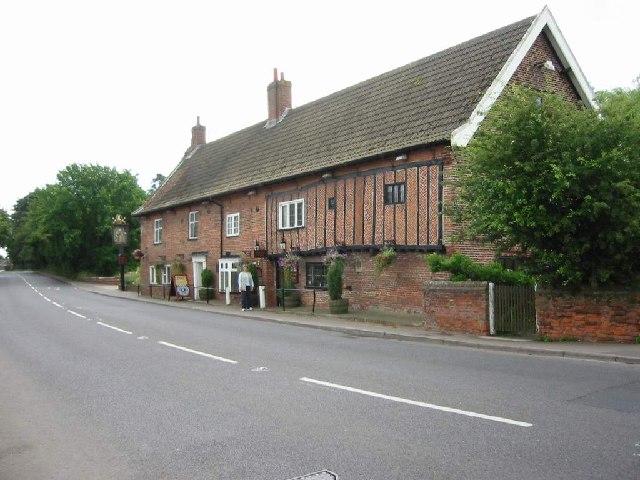 The Bell Inn, St Olaves