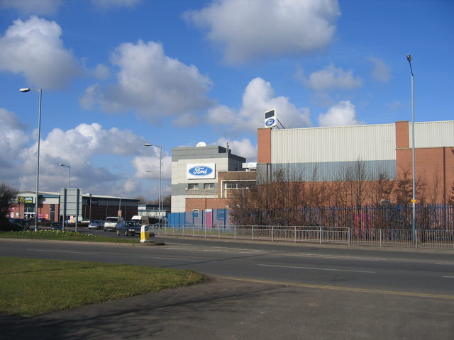 Ford Foundry extension