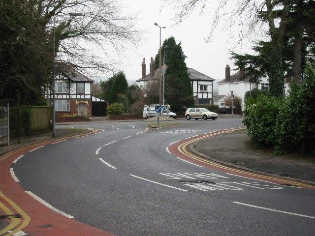 Cyncoed Roundabout