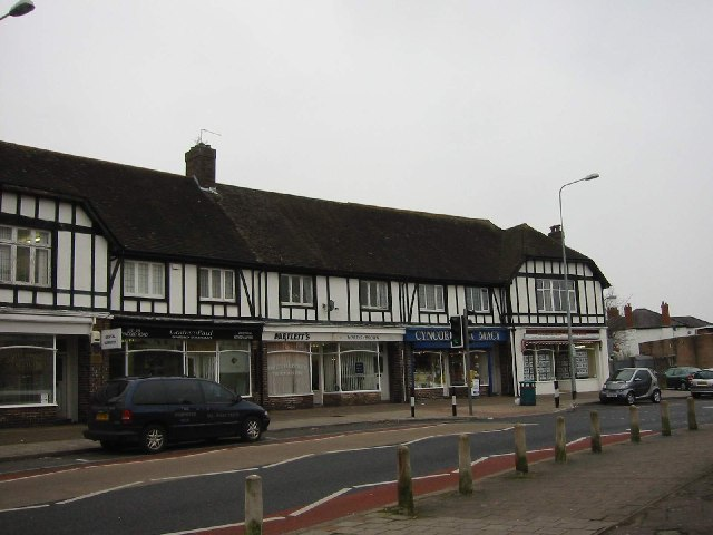 Cyncoed Road shops