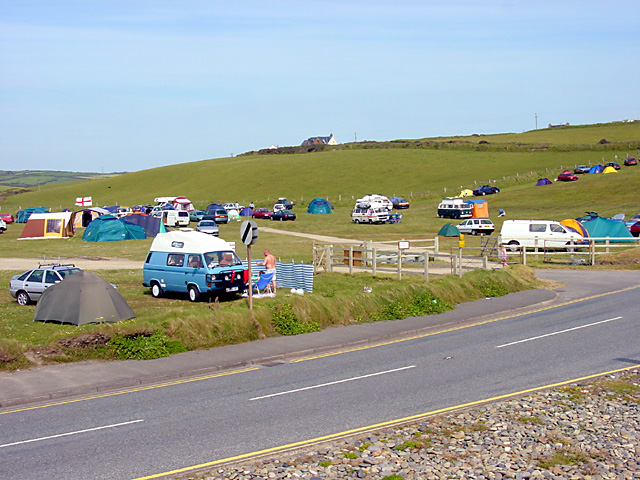 Newgale Camp Site