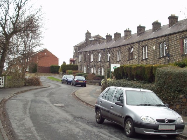 Wood Lane (2), Horsforth, Leeds
