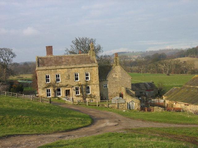 Nutworth Cote House