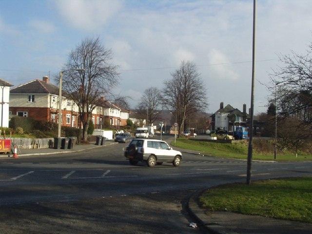 Wood Lane (11) and Broadway, Horsforth, Leeds