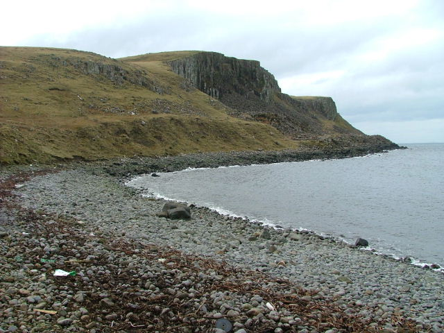 Cliffs of Rubh' a' Chairn Leith