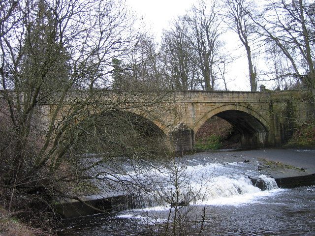 Allenmill Bridge, near Catton