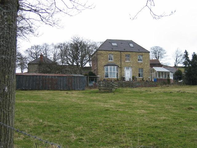 Staward Villa Farm, near Catton