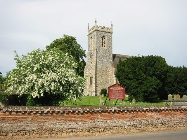 Parish Church of St Fabian and St Sebastian, Woodbastwick