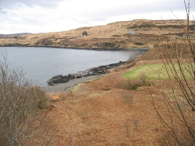 Fiskavaig Bay