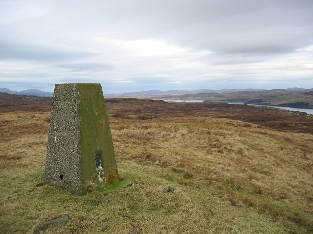 Speireag Trig Point
