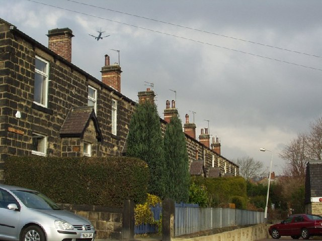 Oakfield Terrace, off Broadgate Lane, Horsforth, Leeds